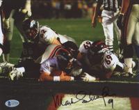 Mark Schlereth Signed Broncos 8x10 Photo (Beckett COA) at PristineAuction.com
