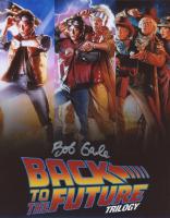 """Bob Gale Signed """"Back To The Future Trilogy"""" 8x10 Photo (ACOA COA) at PristineAuction.com"""