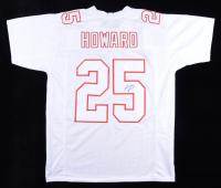 Xavien Howard Signed Jersey (JSA COA) at PristineAuction.com