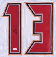 Mike Evans Signed Jersey (JSA COA) at PristineAuction.com