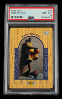 Kobe Bryant 1996-97 UD3 #19 RC (PSA 8) at PristineAuction.com
