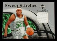 Paul Pierce 2006-07 Sweet Shot Stitches #PP at PristineAuction.com