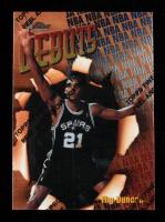 Tim Duncan 1997-98 Finest #101  RC at PristineAuction.com