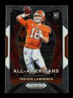 Trevor Lawrence 2021 Panini Prizm Draft Picks #181 RC at PristineAuction.com
