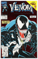 """1993 """"Venom: Lethal Protector"""" Issue #1 Red Foil Cover Marvel Comic Book (See Description) at PristineAuction.com"""