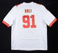 Tamba Hali Signed Chiefs Jersey (Beckett COA) at PristineAuction.com