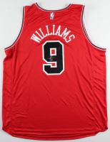 Patrick Williams Signed Bulls Jersey (Beckett COA) (See Description) at PristineAuction.com