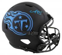 A. J. Brown Signed Titans Full-Size Eclipse Alternate Speed Helmet (Beckett Hologram) at PristineAuction.com