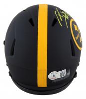 T. J. Watt Signed Steelers Eclipse Alternate Speed Mini-Helmet (Beckett Hologram) at PristineAuction.com