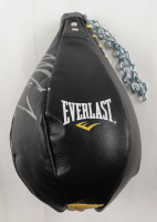 Mike Tyson Signed Everlast Boxing Speed Bag (PSA COA) at PristineAuction.com