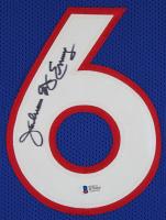 """Julius """"Dr. J"""" Erving Signed Jersey (Beckett COA) at PristineAuction.com"""