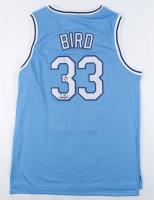 Larry Bird Signed Jersey (PSA COA & Bird Hologram) at PristineAuction.com
