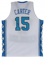 Vince Carter Signed Jersey (Beckett COA) at PristineAuction.com