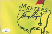 Gary Player Signed 4x6 Photo (JSA COA) at PristineAuction.com