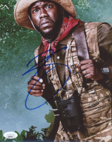 "Kevin Hart Signed ""Jumanji: Welcome to the Jungle"" 8x10 Photo (JSA Hologram) at PristineAuction.com"