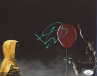"Bill Skarsgard Signed ""It"" 8x10 Photo (JSA Hologram) at PristineAuction.com"