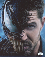 "Tom Hardy Signed ""Venom"" 8x10 Photo (JSA Hologram) at PristineAuction.com"