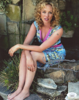 Virginia Madsen Signed 8x10 Photo (JSA COA) at PristineAuction.com