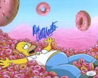 "Dan Castellaneta Signed ""The Simpsons"" 8x10 Photo (JSA Hologram) at PristineAuction.com"