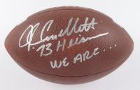 "John Cappelletti Signed Nike Football Inscribed ""73 Heisman"" & ""We Are..."" (JSA COA) (See Description) at PristineAuction.com"