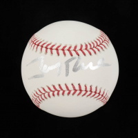 Jerry Rice Signed OML Baseball (PSA COA) at PristineAuction.com