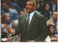 """Glenn """"Doc"""" Rivers Signed 8x10 Photo Inscribed """"All My Best"""" (JSA COA) at PristineAuction.com"""