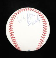 "Debra Sledge Signed OML Baseball Inscribed ""We Are Family"" (Beckett COA) at PristineAuction.com"