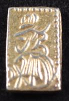 1832-58 Japan 2 Shu Shogunate Gold Coin at PristineAuction.com
