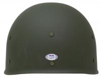 "Charlie Sheen Signed ""Platoon"" Army Helmet Inscribed ""Chris"" (PSA COA) at PristineAuction.com"