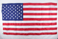 American Flag Flown Over the Capitol on August 16, 2017 (Architect of the Capitol COA) at PristineAuction.com