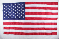 American Flag Flown Over the Capitol on May 25, 2017 (Architect of the Capitol COA) at PristineAuction.com