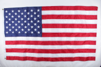 American Flag Flown Over the Capitol on July 4, 2017 (Architect of the Capitol COA) at PristineAuction.com