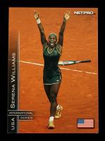 Serena Williams 2003 NetPro International Series #2 RC at PristineAuction.com