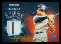 Aaron Judge 2020 Diamond Kings Jersey Kings Holo Blue #10 #10/25 at PristineAuction.com