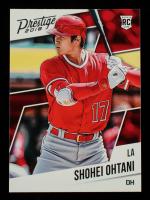 Shohei Ohtani  2018 Prestige #3 RC at PristineAuction.com