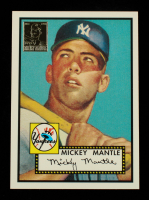 Mickey Mantle 1996 Topps #311 1952 Commemorative at PristineAuction.com