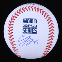 Cody Bellinger Signed 2020 World Series Baseball (MLB Hologram) at PristineAuction.com