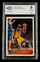 Kobe Bryant 1996-97 Topps #138 RC (BCCG 9) at PristineAuction.com