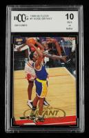 Kobe Bryant 1998-99 Fleer #1 (BCCG 10) at PristineAuction.com