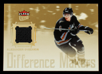 Alexander Ovechkin 2005-06 Ultra Difference Makers Jerseys #DMJAO at PristineAuction.com