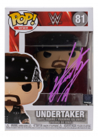 The Undertaker Signed WWE #81 The Undertaker Funko Pop! Vinyl Figure (JSA COA) at PristineAuction.com