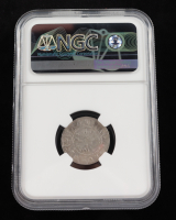 Alexander I (1501-1506) Lithuania 1/2 Groschen Medieval Silver Coin (NGC VF35) at PristineAuction.com