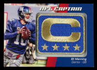 Eli Manning 2012 Topps NFL Captains Patches #NCPEM at PristineAuction.com