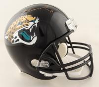 Tony Boselli Signed Jaguars Full-Size Helmet (Schwartz Sports COA) at PristineAuction.com