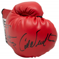Sylvester Stallone & Carl Weathers Signed Everlast Boxing Glove (Beckett LOA) at PristineAuction.com