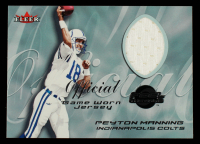 Peyton Manning 2000 Fleer Tradition Feel the Game #40 at PristineAuction.com