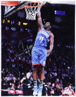 Jrue Holiday Signed 76ers 11x14 Photo (PSA Hologram) (See Description) at PristineAuction.com