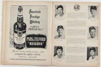 Yogi Berra Signed New York Yankees Program (Beckett LOA) (See Description) at PristineAuction.com