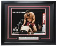 Jorge Masvidal Signed UFC 16x20 Custom Framed Photo Display (JSA COA) at PristineAuction.com