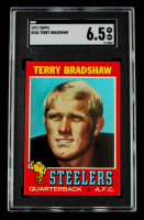 Terry Bradshaw 1971 Topps #156 RC (SGC 6.5) at PristineAuction.com